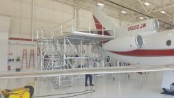 Falcon 900 Maintenance Gets Easier as SafeSmart Aviation Shines
