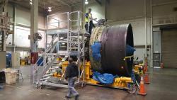 NEWS: United's 787 Maintenance Platforms Ticking Along Nicely