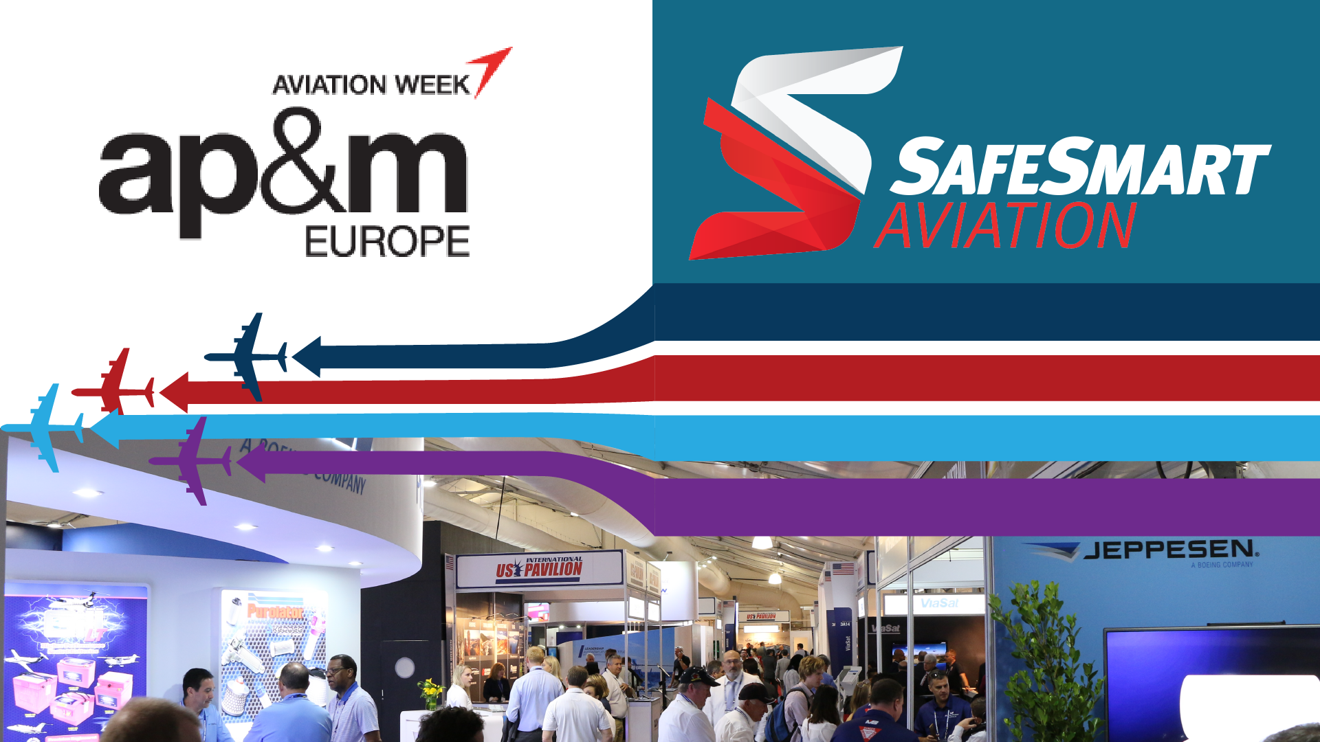 SafeSmart Aviation at ap&m London