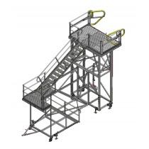 Windscreen Change Platform