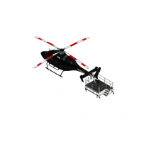 Bell 429 Tail Platform
