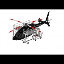 Bell 429 Side Access Platforms