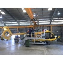 Airbus H145 Side Access Stands