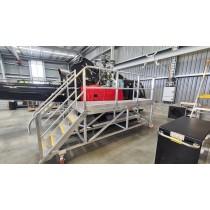 Eurocopter EC130 Maintenance Platform