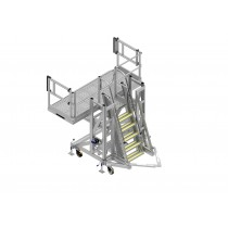 Multi-Purpose Cantilevered Stand – 70 degree access