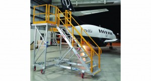 Med Access Stairs - 737 Range