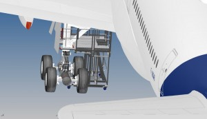 Main Landing Gear Access