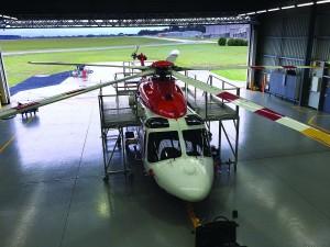 AW139 Access Platforms