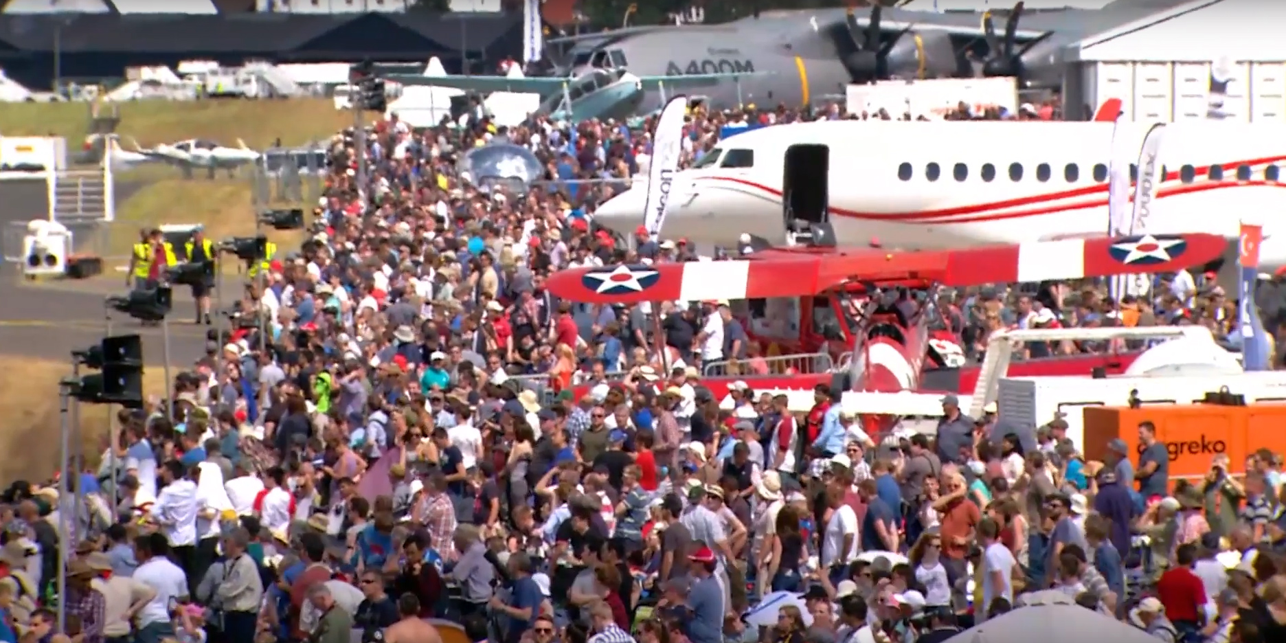 SafeSmart Brings MRO Safety to Farnborough Airshow